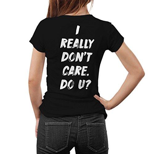 Innovative Bazaar I Really Don't Care Do U? T Shirt