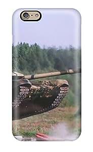 Excellent Design T-90 Tank Phone Case For Iphone 6 Premium Tpu Case