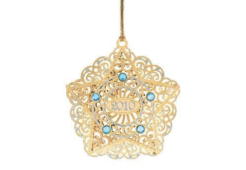 Baldwin 2010 Ornate Star Ornament