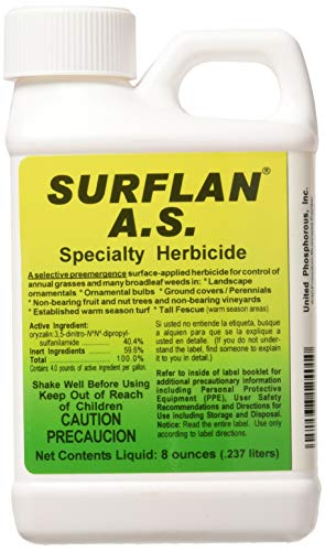 Southern Ag 12401 SURFLAN A.S PRE-Emergent HERBICIDE, 8oz