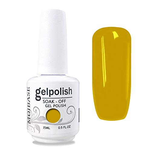 The 10 best mustard yellow nail polish gel 2020