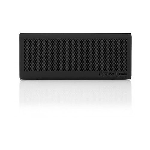 BRAVEN 805 Portable Bluetooth Speaker Black B805BBP