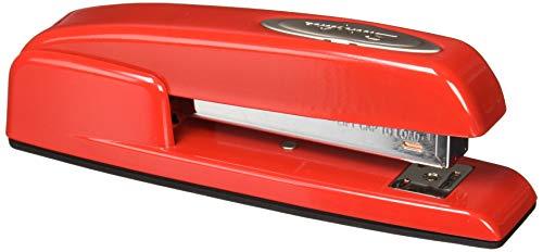 Swingline : 747 Business Full Strip Desk Stapler, 20 Sheet Capacity, Rio Red -:- Sold as 2 Packs of - 1 - / - Total of 2 Each