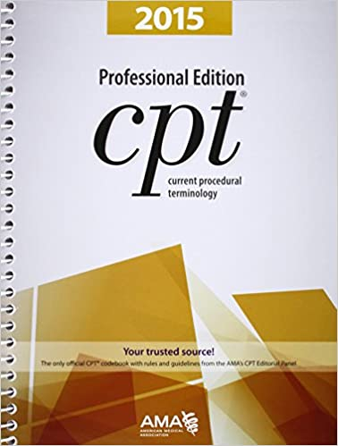 2015 ICD-9-CM for Hospitals, Volumes 1, 2, and 3 Professional Edition, 2015 HCPCS Standard Edition and AMA 2015 CPT Professional Edition Package, 1e