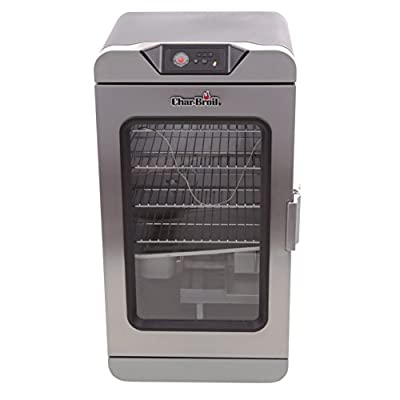 Char-Broil Digital Electric Smoker with SmartChef Technology Bundle by Char Broil