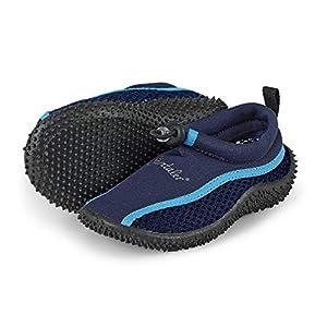 Sterntaler Aqua-Schuh, Zapatillas Impermeables para Niños, Azul (Marine 300), 22 EU
