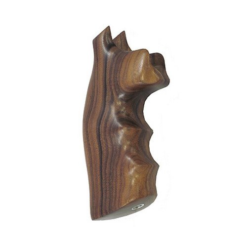 Hogue 49300 Wood Grips Pau Ferro, Colt Diamond Back D Frame