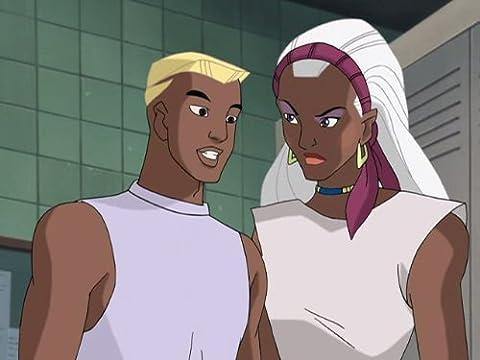 Speed & Spike (Xmen Evolution Series)