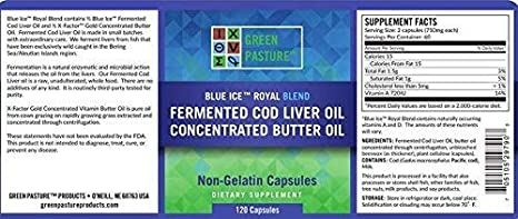 Amazon.com: Green Pasture Bundle – Aceite de hígado para ...