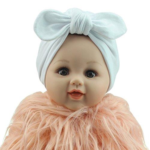 Unisex Infant Cotton Turban Headband