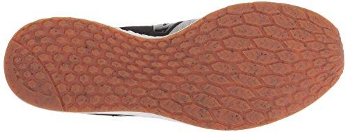 Hommes New Argent Veniz Noir Mink Foiz Fresh Foam Course Chaussures Pour De q1f8EE
