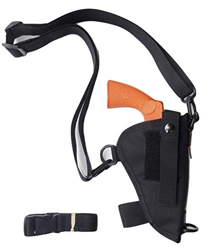 Bandolier Shoulder Holster Unscoped 4
