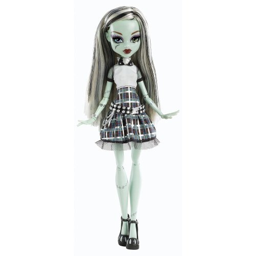 Monster High Ghouls Alive Doll - Frankie Stein (Monster High Ghouls Alive Dolls)