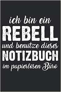 Ich Bin Ein Rebell: Taschenkalender / Terminplaner