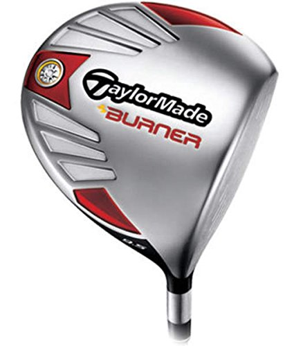 TaylorMade 2007 Burner 460 Driver 10.5 TM Reax Superfast 50 Graphite Senior Right Handed 45.75 in - Taylormade Burner Senior