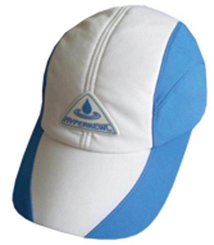 HyperKewl Evaporative Cooling Sport Cap, Blue/White