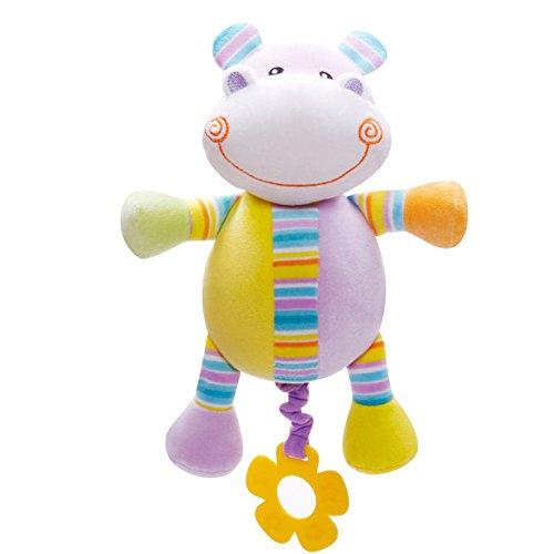 Kseey Music Hippo Lathe Hang Baby Kids D - Pull String Musical Toy Shopping Results