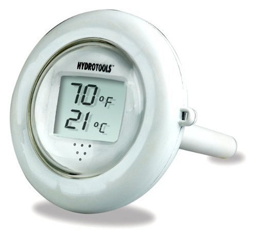 5 best digital pool thermometers for Poolthermometer obi