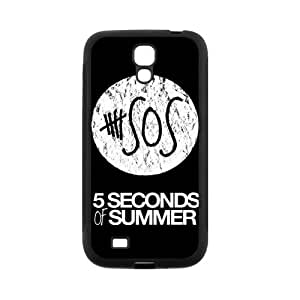 Danny Store Protective TPU Rubber Phone Case Cover for SamSung Galaxy S4,SIV Cases - 5sos