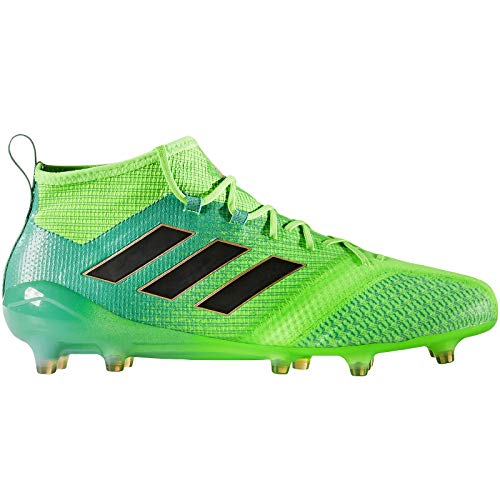 adidas Ace 17.1 FG Primeknit Mens Soccer Boots/Cleats -Green-10 (Adidas Cleats Green)