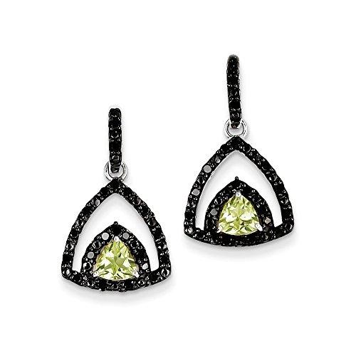 0.4 Ct Diamond Earrings - 9