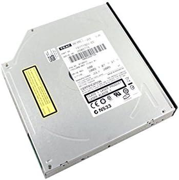 Dell Precision r5400Teac DV 28s-veeブラックSATA内部ノートパソコンドライブwg35W 0wg35W cn-0wg35W