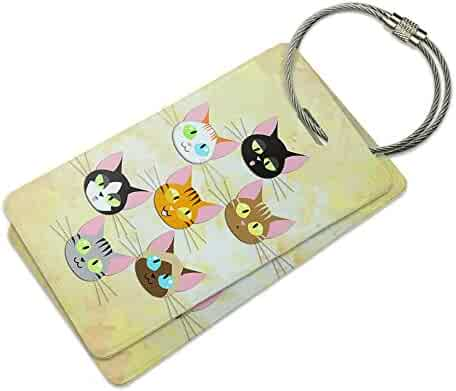 d889242865e8 Shopping Made On Terra - Luggage Tags & Handle Wraps - Travel ...