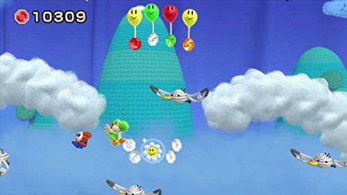 Yoshi Woolly World Bundle Green Yarn Yoshi amiibo - Wii U (Japanese version) by nintendo (Image #3)