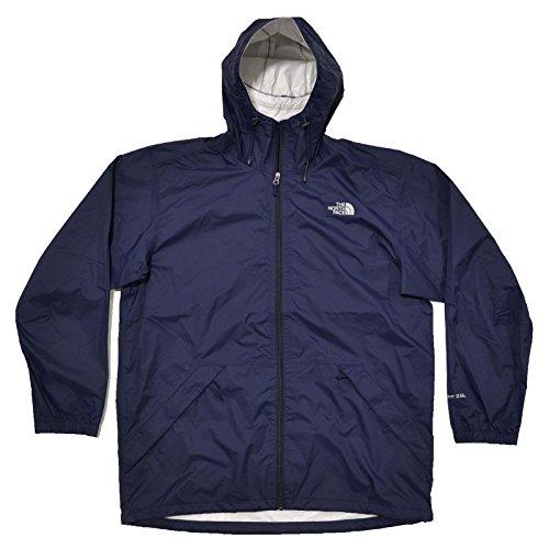 North Face Bakossi Men's Rain Jacket COSMIC BLUE (XL)