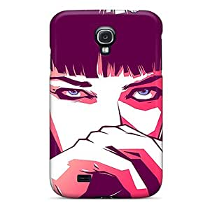 Samsung Galaxy S4 CWq2245uNPX Provide Private Custom Lifelike Pulp Fiction Mia Pictures Shock Absorption Hard Phone Covers -AlissaDubois