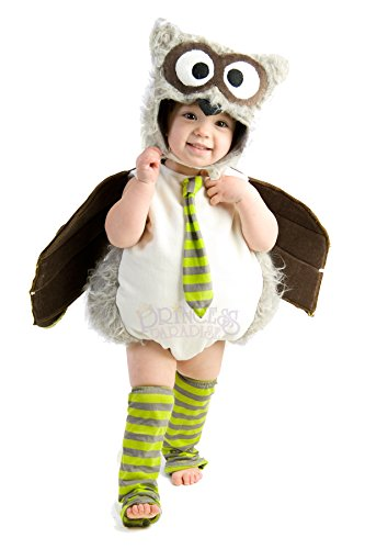 Princess Paradise Edward the Owl Costume,