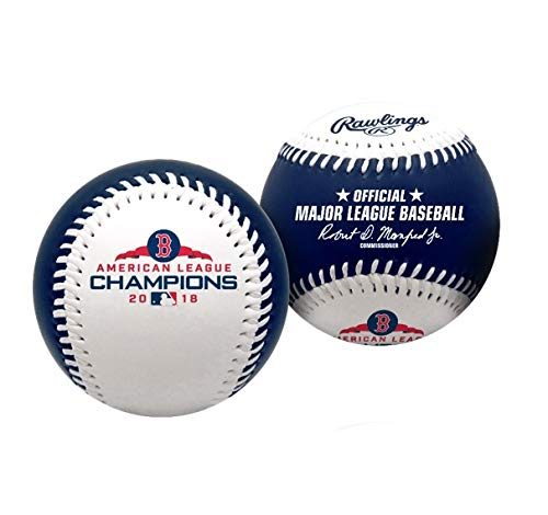 Rawlings Boston Red Sox 2018 American League Champions Replica ()