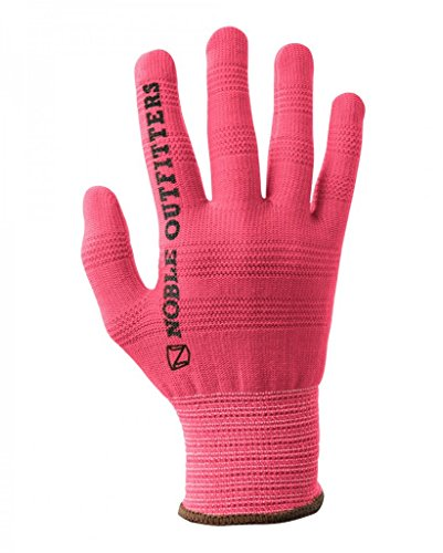 (Noble Outfitters Women's True Flex Roping Gloves Pink X-Small)