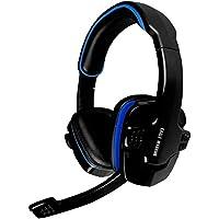 Audifonos Diadema Eagle Warrior HS-501 High Definition Azul