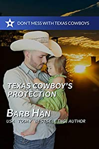Texas Cowboy's Protection by Barb Han ebook deal