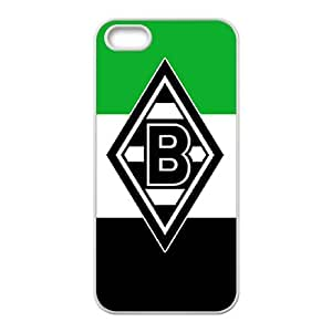Lovely Borussia M?nchengladbach Phone Case For iPhone 5,5S J55862