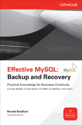 Download Effective MySQL Backup and Recovery (Oracle Press) Pdf