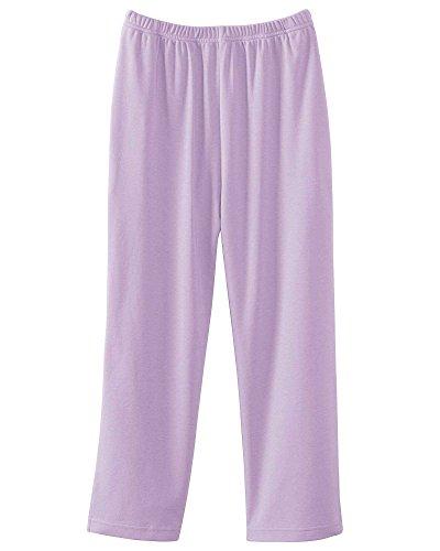 UltraSofts Capri Pants, Lilac, Petite XL