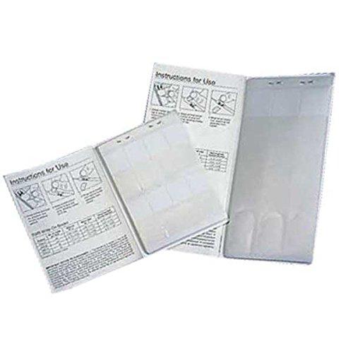 - 3M (SWB-4) Write On Wire Marker Book SWB-4