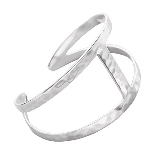 Silpada 'Modern Arch' Cuff Bracelet in Sterling Silver, - Delicate Bracelet Cuff Sterling