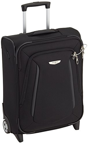 Samsonite Bagaglio a mano X'blade 2.0 Upright 55/20 42 liters Nero (Black) 57783-1041