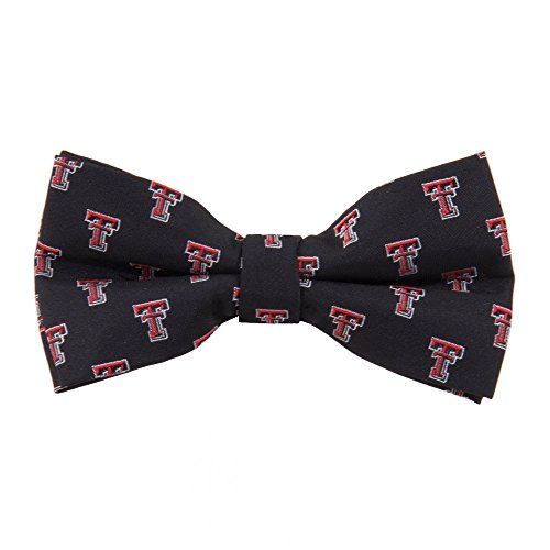 Eagles Wings EAG-9965 Texas Tech Red Raiders Repeat NCAA Bow Tie