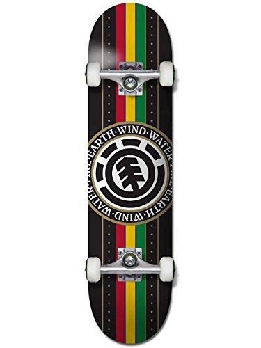 Element Skateboards - Element Rasta Black Seal ...