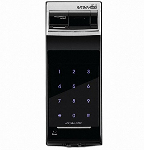 iREVO Gateman WF20 Fingerprint Digital Door Lock Keyless Ele