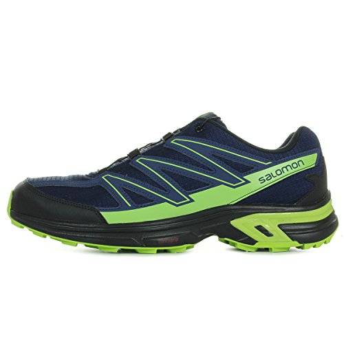 HOMBRE LIME AZULES GREEN DE 2 PARA PROFUNDAS ZAPATILLAS NAVY ACCESS BLAZER SALOMON CORRER WINGS w87w0