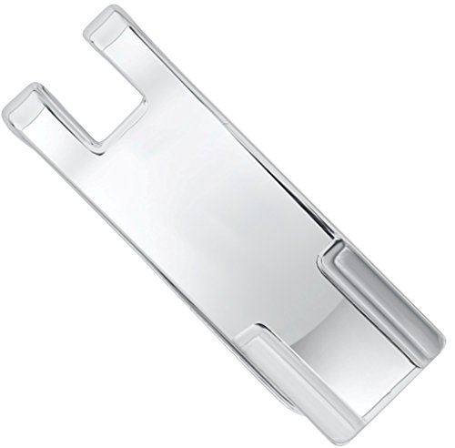 Sterling Silver .925 Hand Polished Elegant Solid Design Money Clip, Engravable, Designed and Made In Italy. By Sterling Manufacturers by Sterling Manufacturers