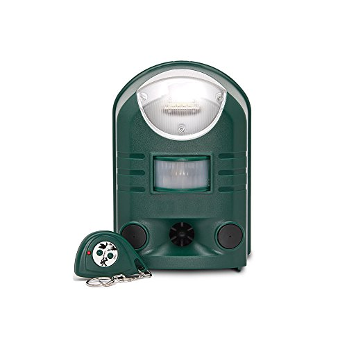 Good Life Motion Activated Indoor Outdoor Ultrasonic Pest...