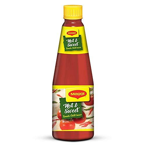 - Maggi Hot & Sweet Tomato Chilli Sauce - 1kg., 2.2lb
