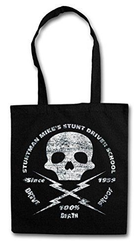 STUNTMAN MIKE VINTAGE Shopper Shopping Cotton Bag