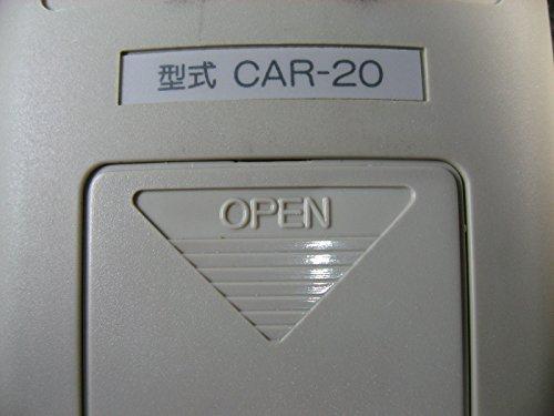 エアコンリモコン CAR-20